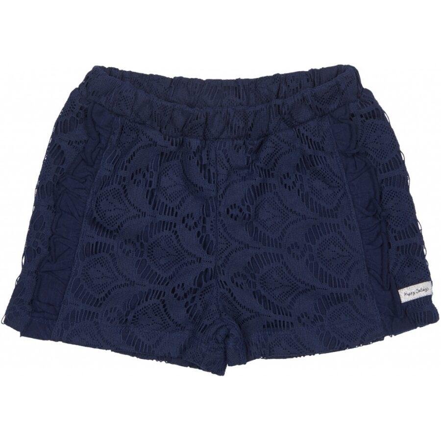 UMA Shorts-Lace Blue