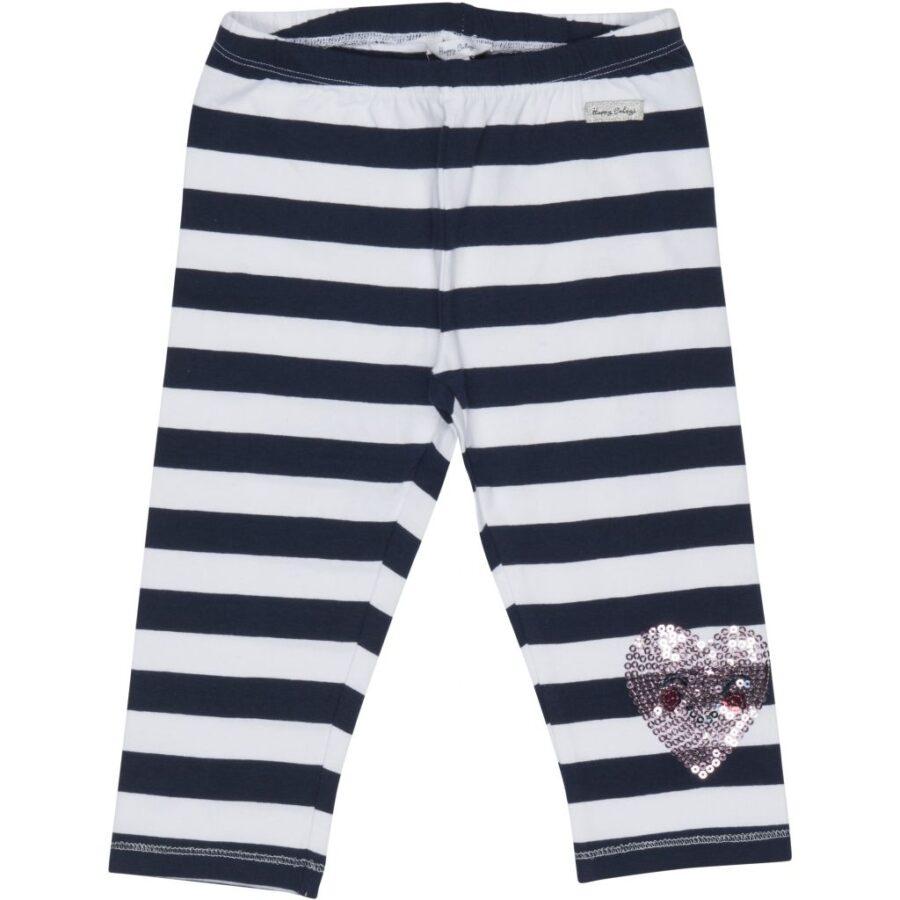 Striped Life Kids Capri