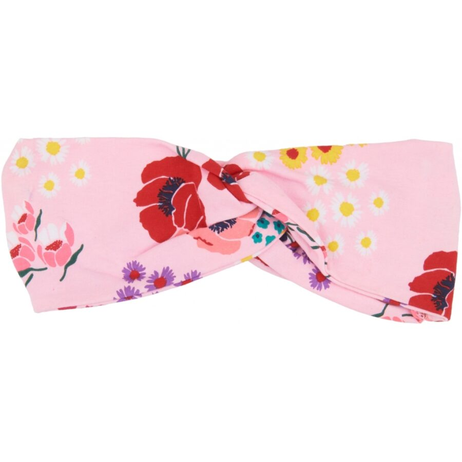 Cassi Headpiece Floral Candy