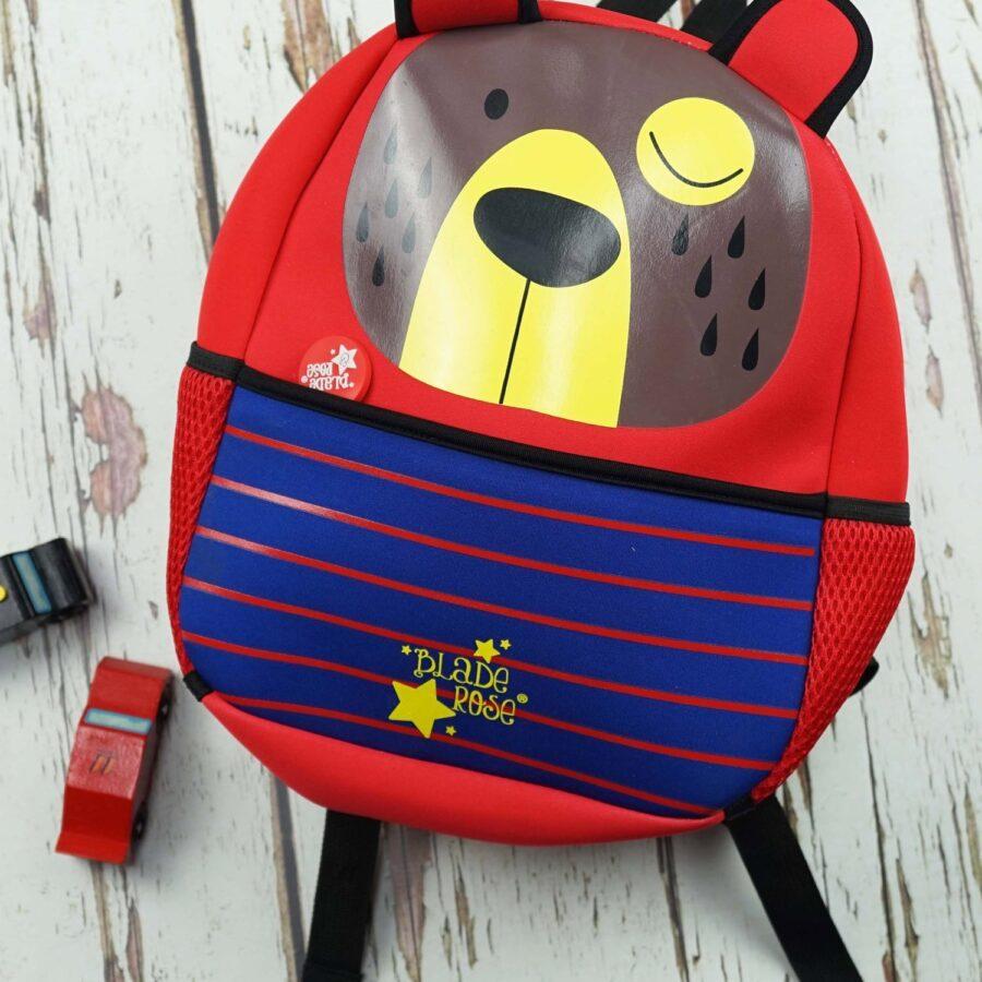 Big Brown Bear Backpack