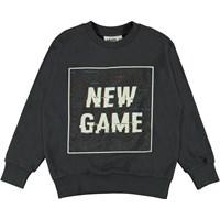 MIC Sweatshirt 'NEW GAME'