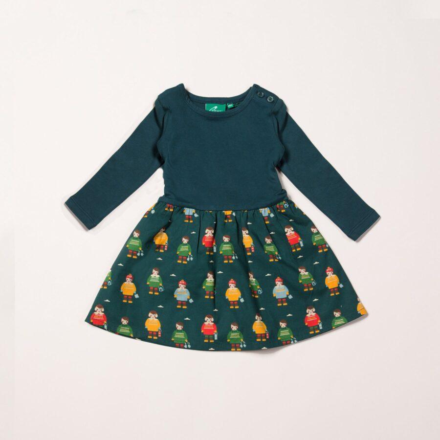 Nordic Friends Little Twirler Dress