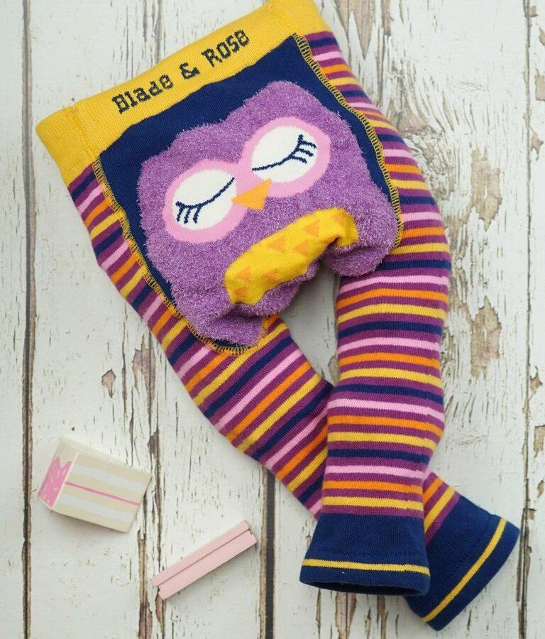 Betty Owl Leggings