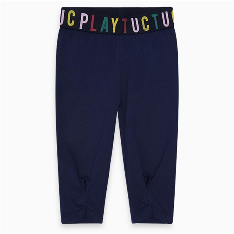 Play Navy Capri Leggings