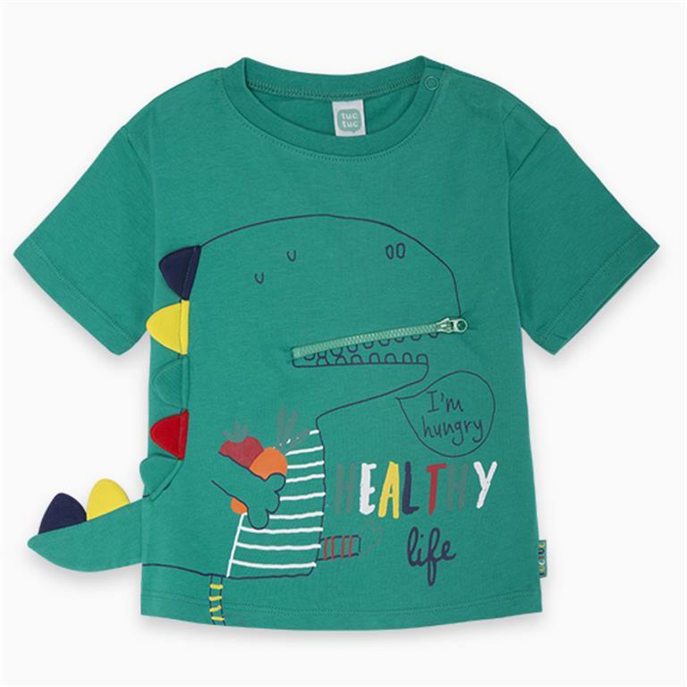 Green Dino 3d T-Shirt